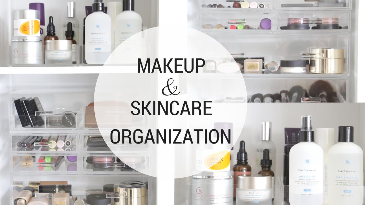 Makeup Organization FULL VERSION Basilchic