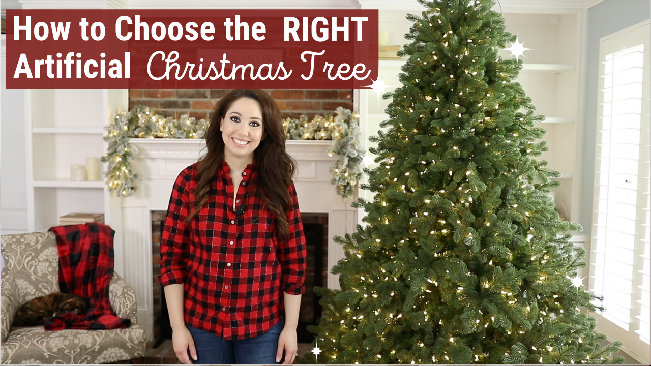 How to choose the best artificial Christmas Tree: REVIEW & GUIDE